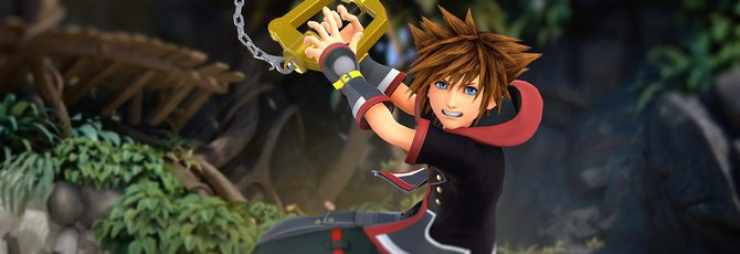 Анонсировано DLC для Kingdom Hearts 3