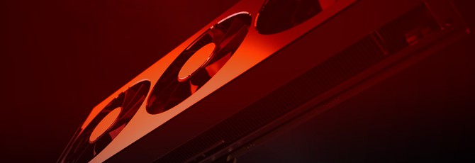 Первый взгляд на плату видеокарты AMD Navi с GDDR6
