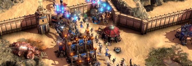 19 минут геймплея кооперативной сурвайвал-стратегии Conan Unconquered