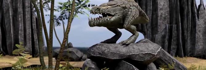 Апрельский видеодневник Beyond Skyrim со знакомыми существами и музыкой