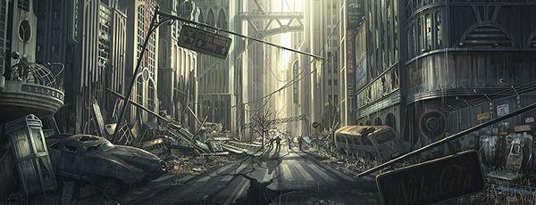 Намек на Fallout 4 от одного из актеров