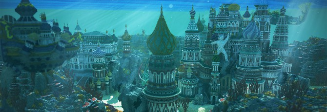 Пятилетняя игра в Minecraft закончилась глупой смертью