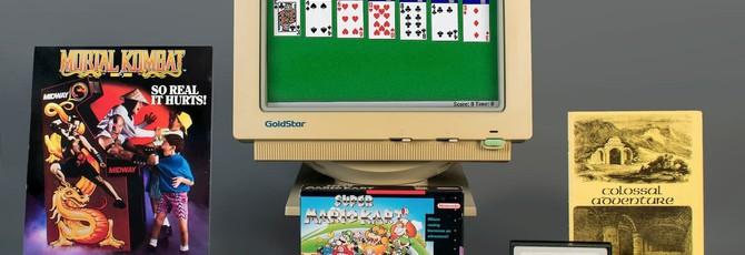 """Mortal Kombat, пасьянс """"Косынка"""" и Super Mario Kart вошли в зал славы видеоигр"""