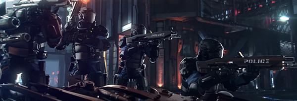 Скрытое сообщение CD Projekt Red в тизере Cyberpunk 2077