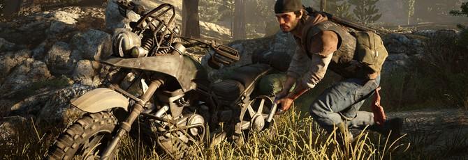 PlayStation Nordic воссоздали байк из Days Gone в реальности