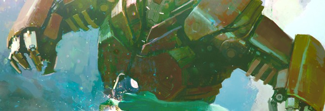 Фантастические миры Marvel в работах Александра Мандраджиева