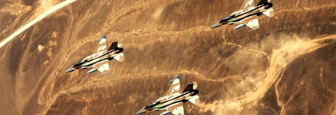 Израиль в реальном времени осуществил бомбардировку в ответ на кибератаку Хамаса