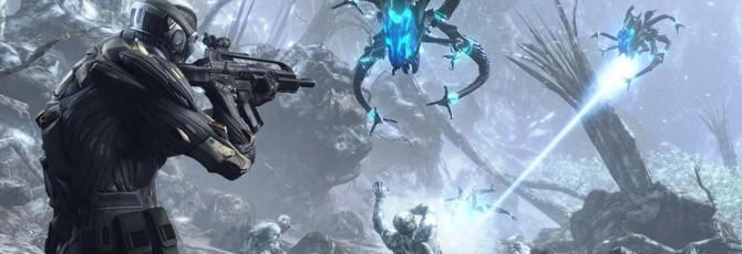 Посмотрите на применение трассировки лучей в первом Crysis