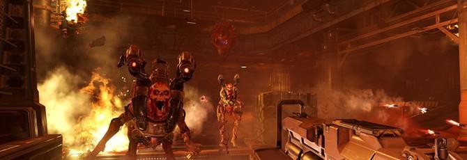 В Doom Eternal можно будет сыграть на европейском QuakeCon летом