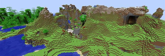 Классический Minecraft раздают бесплатно