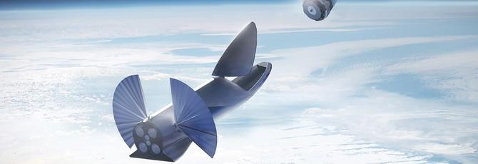 Илон Маск показал первые 60 спутников для космического интернета
