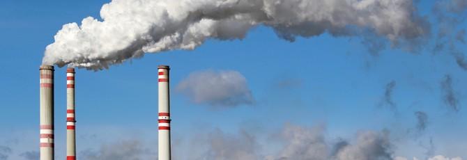 Концентрация CO2 в атмосфере достигла максимального уровня с момента зарождения человечества