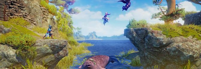 Дневник разработчиков Trine 4 с новым геймплеем