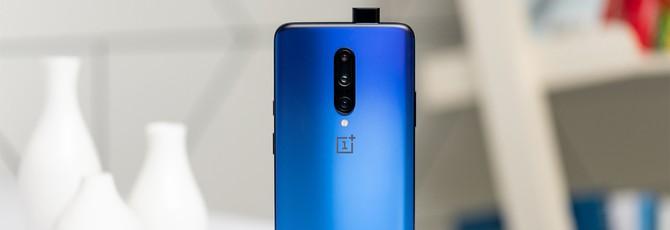 Выпрыгивающая селфи-камера OnePlus 7 Pro способна удерживать более 20 килограмм