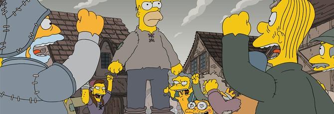 """""""Симпсоны"""" предсказали восьмой сезон """"Игры Престолов"""" еще два года назад"""