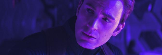 """Сценарист """"Мстители: Финал"""" объяснил, как Капитан Америка смог удержать кулак Таноса"""