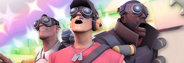 Team Fortress 2 портируют для очков виртуальной реальности, демонстрация на GDC 2013