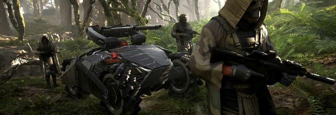 Сюжетный трейлер Ghost Recon Breakpoint о появлении военного ИИ