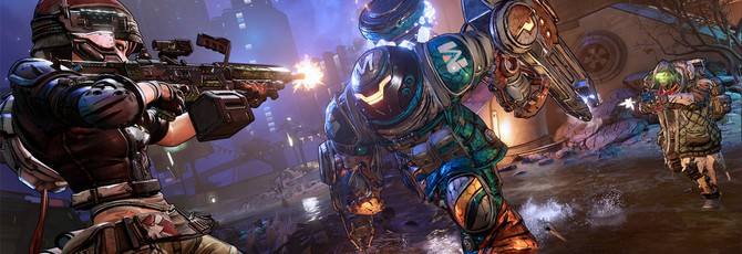 Обновлено: Borderlands 3 пропала из магазина Epic Games Store