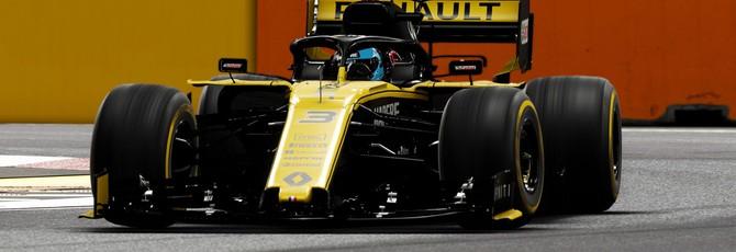 Первый геймплейный трейлер F1 2019