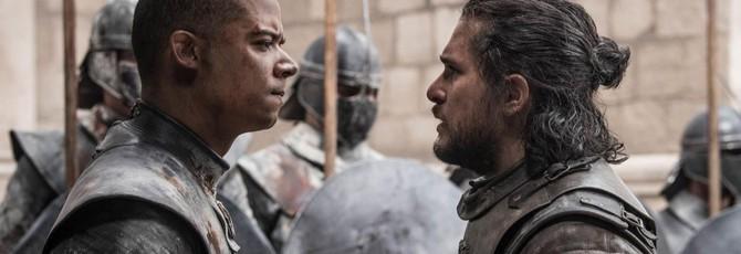 """Фан-арт: Каких сцен не хватало в восьмом сезоне """"Игры престолов"""""""