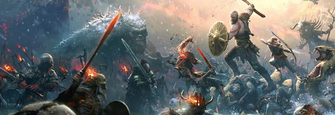 God of War достиг отметки в 10 миллионов проданных копий
