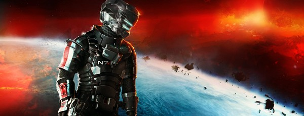 Броня N7 в Dead Space 3