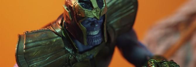 "Фанат воссоздал битву из ""Мстители: Финал"" при помощи фигурок"