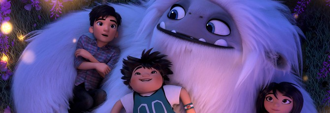 """Первый трейлер нового мультфильма DreamWorks — """"Эверест"""""""