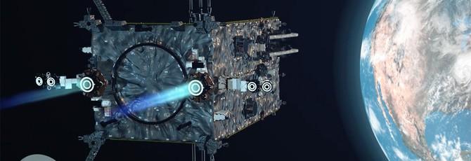 NASA заказала первый сегмент лунной орбитальной базы