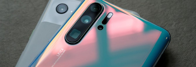 Huawei запретили использовать SD-карты в будущих девайсах