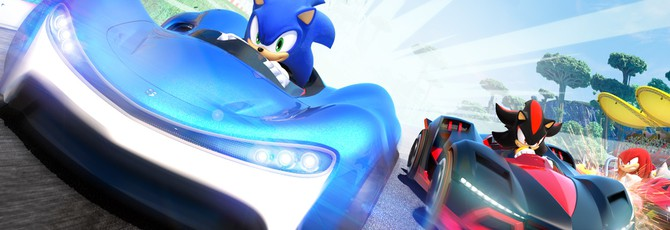 UK-чарт: Team Sonic Racing обогнала всех