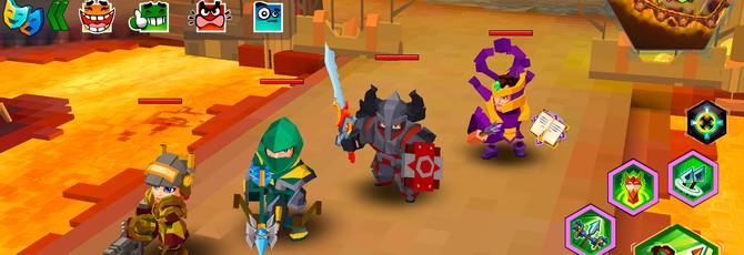 Обзор новой игры Обзор Pixel Wars: MMO Action