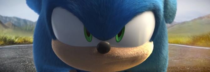 Аниматор полностью переделал трейлер Sonic The Hedgehog