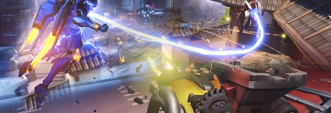 Overwatch стала похожа на Super Smash Bros. с 2D-сражениями