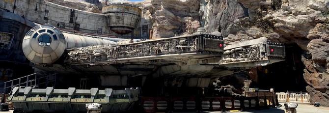Прессе показали парк развлечений Star Wars Galaxy's Edge
