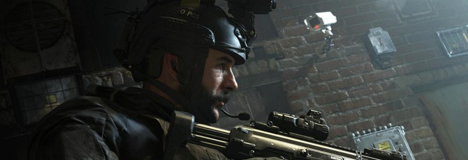 Дебютный трейлер Call of Duty: Modern Warfare