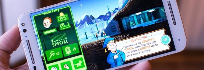 Геймплей Fallout Shelter Online — китайского сиквела игры 2015 года