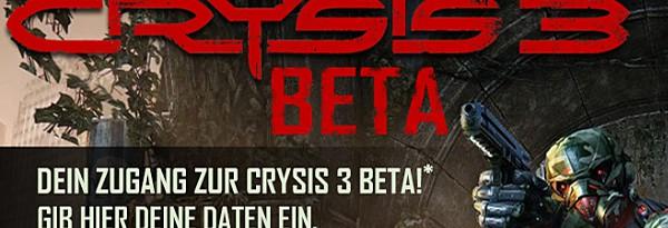 Доступ к бета-тесту мультиплеера Crysis 3