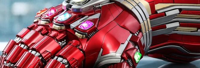 """Hot Toys выпустит детальную копию нано-перчатки бесконечности из """"Мстители: Финал"""" — всего за $1000"""