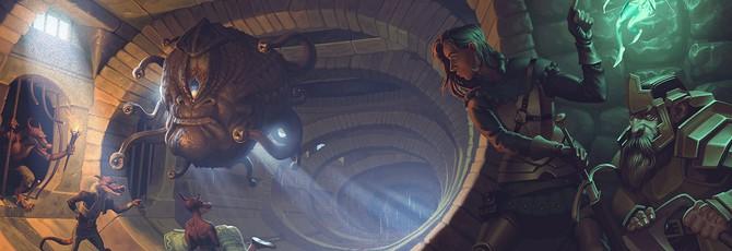 Классические ролевые игры системы D&D выйдут на консолях этой осенью
