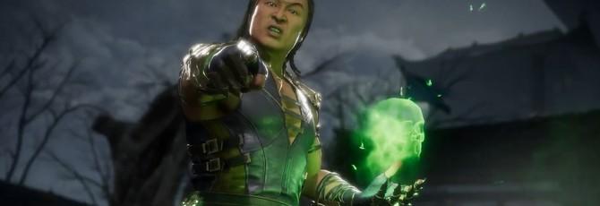 Новый геймплейный трейлер Mortal Kombat 11 посвящен Шанг Цунгу