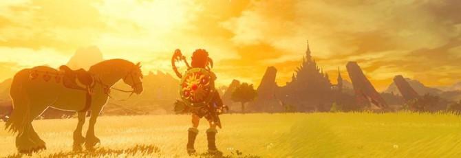Картинка The Legend of Zelda: Breath of the Wild заиграла новыми красками с трассировкой лучей