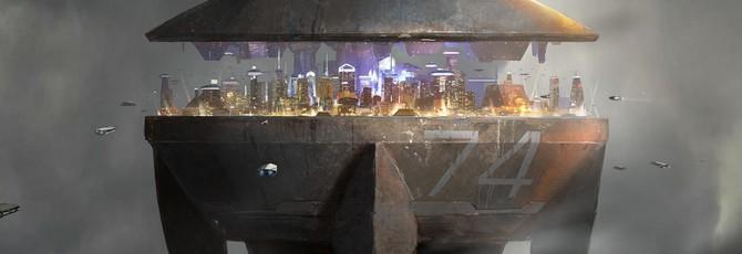 Фантастические миры художника Джей Си Парка