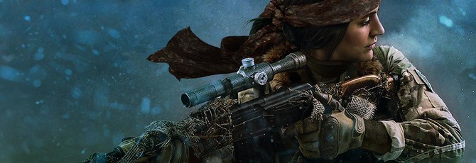 Дебютный тизер Sniper: Ghost Warrior Contracts
