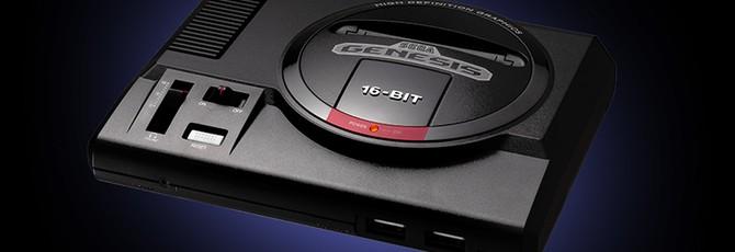 Полный список игр Sega Mega Drive Mini