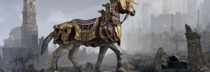 Тодд Говард прокомментировал платную броню для лошадей из Oblivion: люди купят что угодно