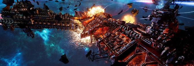 В Battlefleet Gothic: Armada 2 появится большая кампания за силы Хаоса
