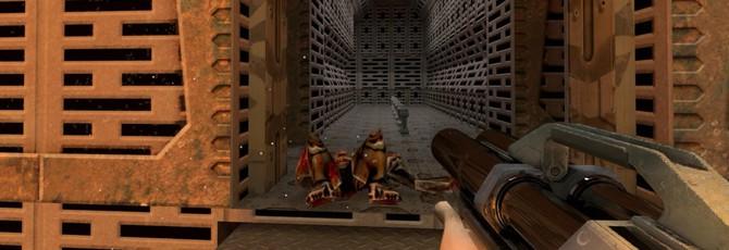 Релизный трейлер RTX-версии Quake 2 — первые три уровня доступны бесплатно