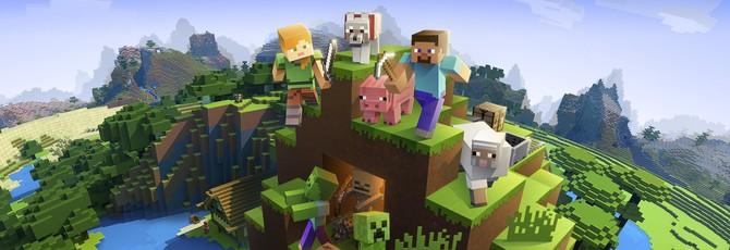 Minecraft оказалась самой продаваемой игрой мая для PS4 в PS Store